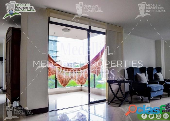 Monthly Rentals Medellín Cód: 4882