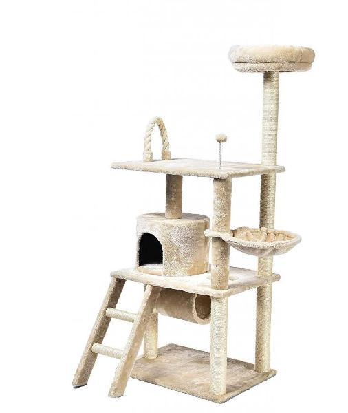 Arbol casa juegos rascador gatos