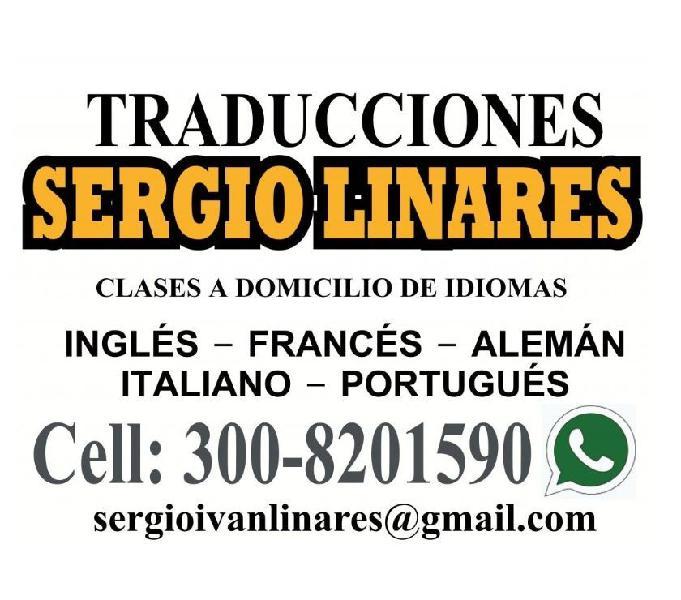 Clases de inglés a domicilio bucaramanga