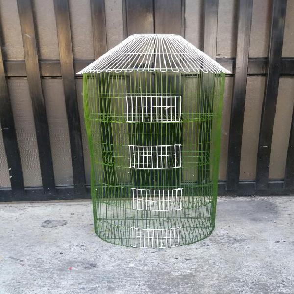 Frabica y venta de jaulas.
