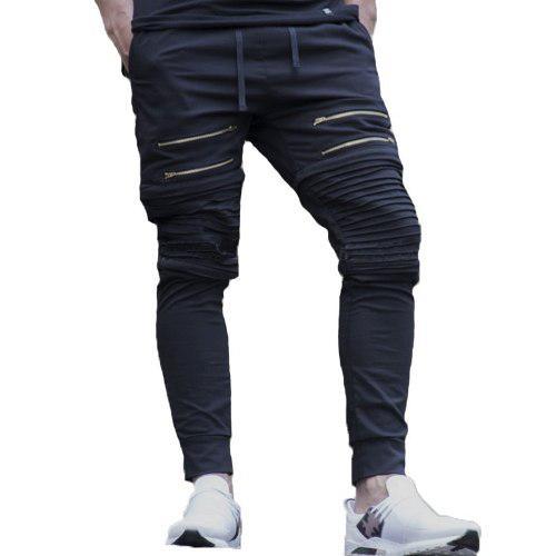 Pantalon sudadera multiproposito negro original maxi
