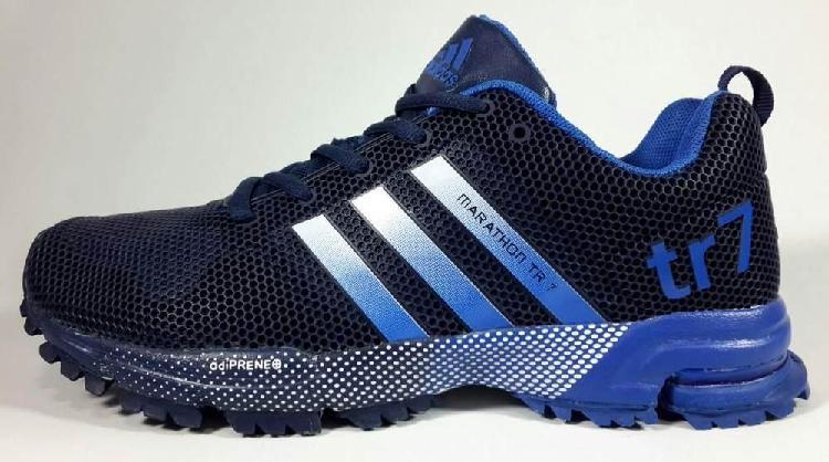 Tenis zapatillas adidas marathon tr7