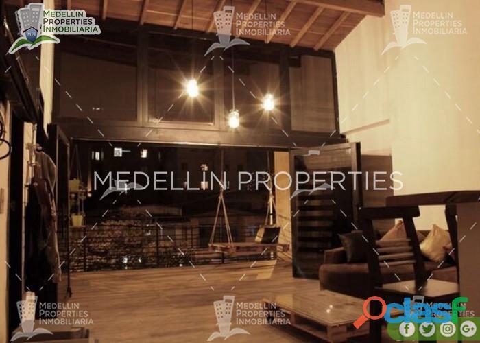 Apartamentos Amoblados por dias en Medellín Cód: 4812