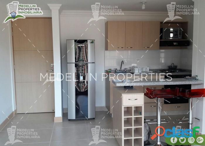 Apartamentos Amoblados por dias en Sabaneta Cód: 4802