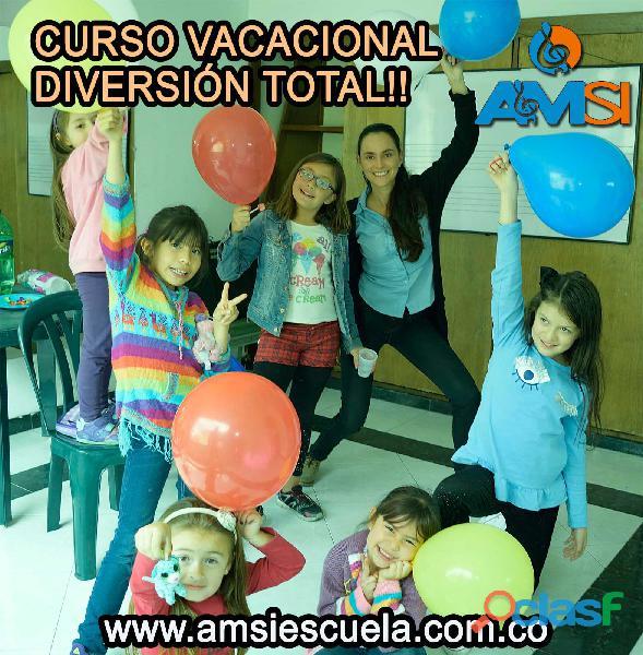 CLASES DE VACACIONES   Amsi
