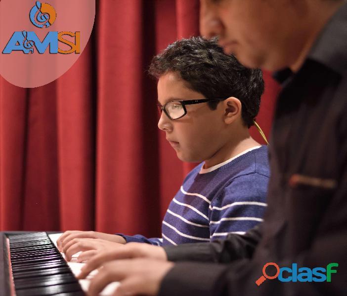 Curso de piano y teclado para niños