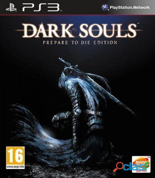 Dark souls prepare to die edition playstation 3