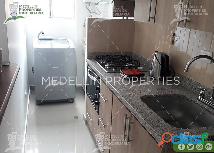 Furnished Apartments in Colombia Medellín Cód: 4779