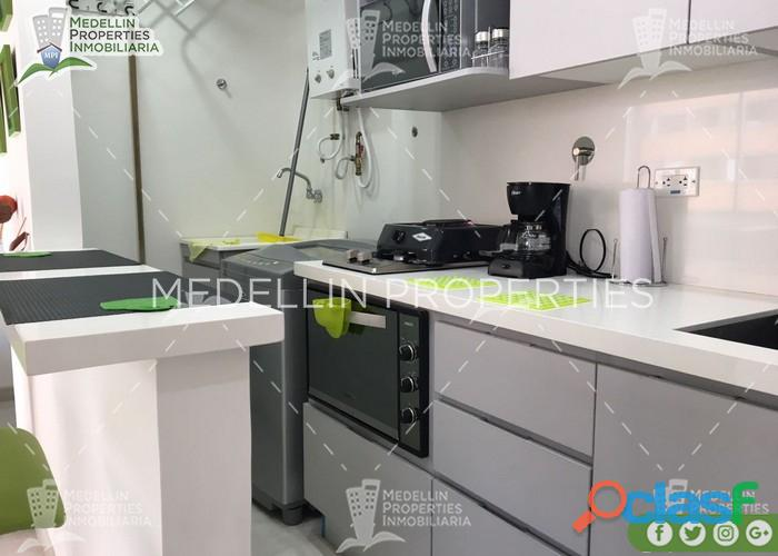 Furnished Apartments in Colombia Medellín Cód: 4786