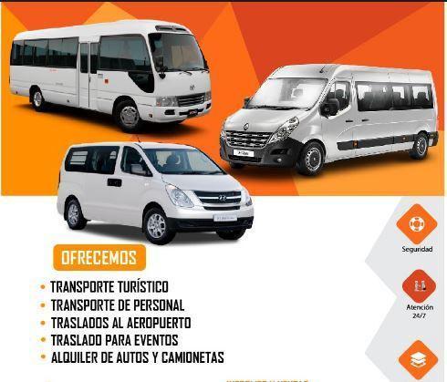 Bus, para excursiones, turismo y viajes