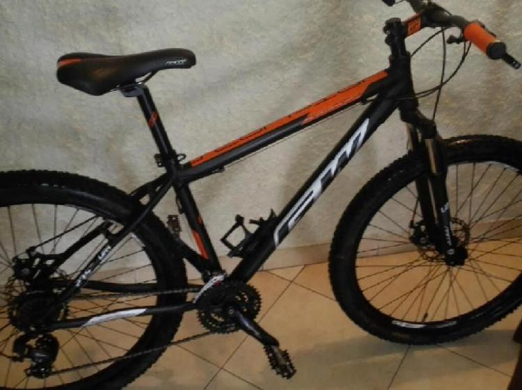 Bicicleta gw aluminio