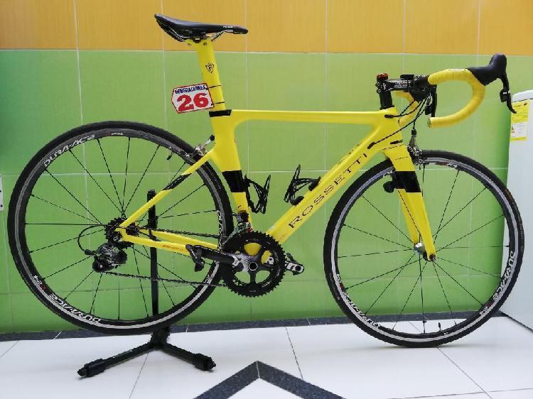 Bicicleta de ruta rossetti