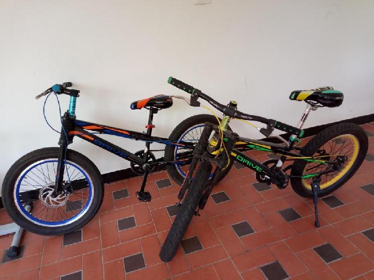 Bicicletas drive juveniles