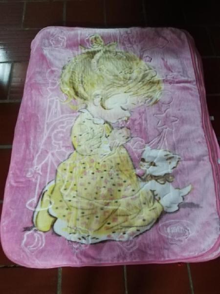 Cobija termica para bebe