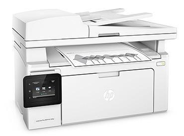 "Impresora hp láser jet pro m130fw "" nueva"""