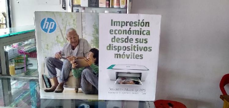 Impresora hp 2675 nueva
