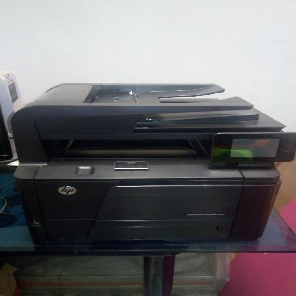 Impresora hp laserjet pro400 mfp