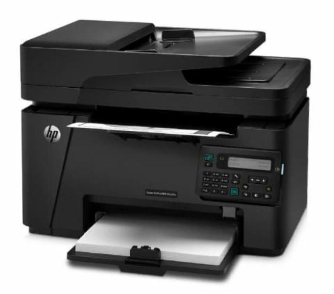 Impresora multifuncional hp mfp m127fn