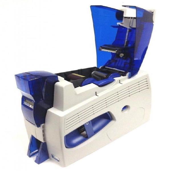 Impresora de carnet datacard modelo sp75 plus con 1