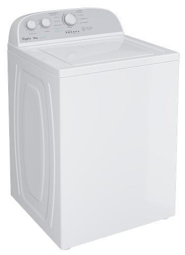Lavadora carga superior xpert system 15kgs blanca whirlpool