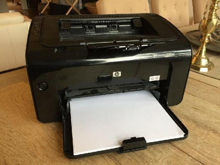 Impresora hp laserjet p1102w - toner - en buen estado