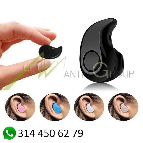Mini audífono s530 manos libres inalámbrico bluetooth 4.1