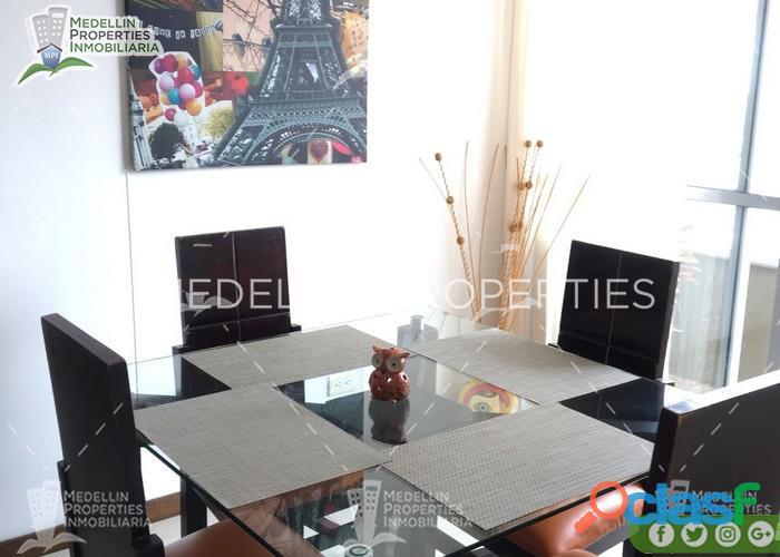 Alquiler Temporal de Apartamentos en Sabaneta Cód: 4660