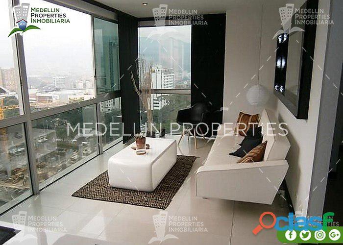 Alojamientos Empresariales y Turísticos en Medellín Cód: 4577