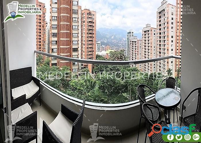 Arrendamiento Amoblados por meses Medellín Cód: 4569