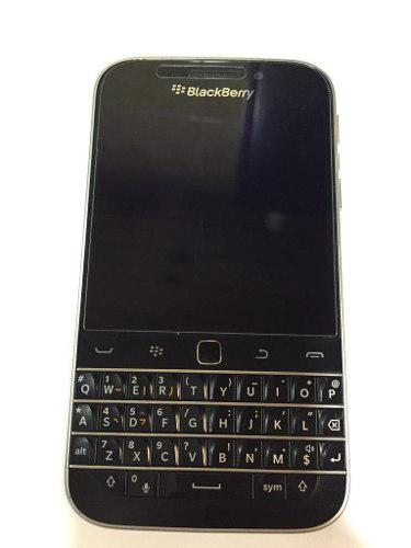 Blackberry Classic Q20 En Muy Buen Estado Barato.
