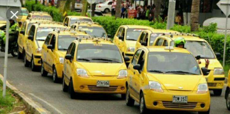 Conductor taxi nesecito