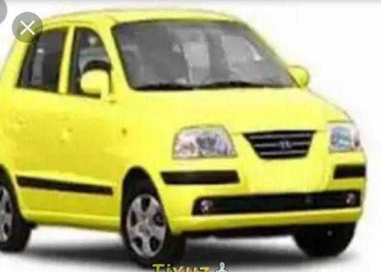 Necesito conductor taxi atos