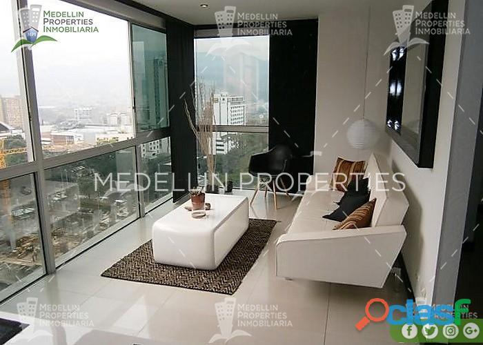 Alquiler Vacacional de Amoblados en Medellín Cód: 4577