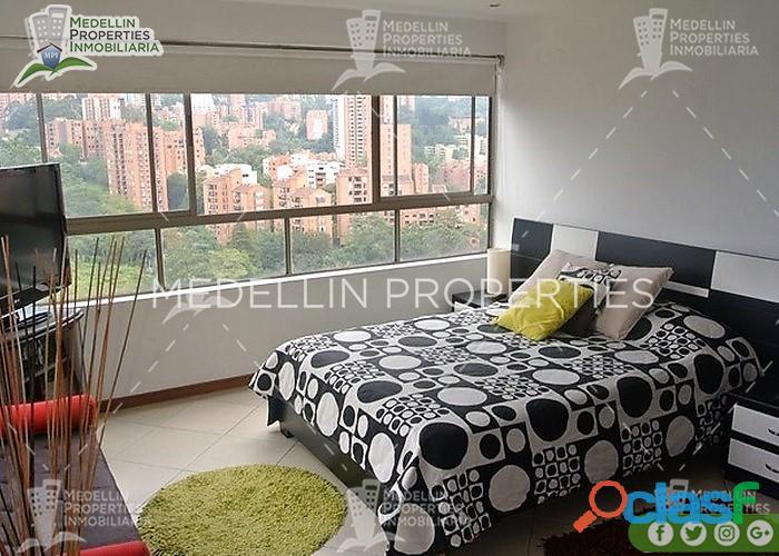 Apartamentos y Casas Vacacional en Medellín Cód: 4575................