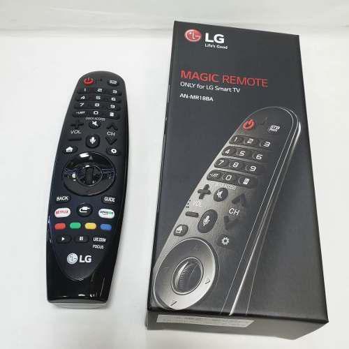 Original Control Magic 2018 An-mr18ba Lg Smart Tv