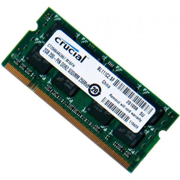 Vendemos memorias ram ddr2 de 2gb para compuatdor de mesa