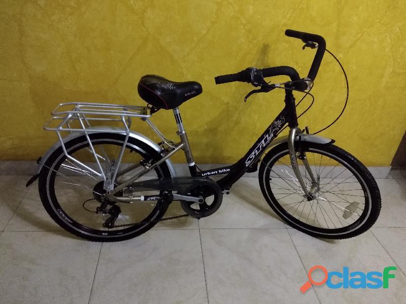 Bicicleta dama srl urban bike