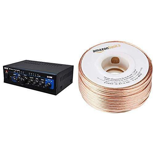 Sistema De Amplificador De Potencia De Audio Para El Hogar -