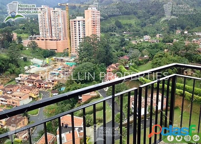 Alquiler Temporal de Apartamentos en Sabaneta Cód: 4536