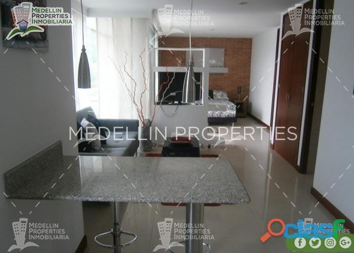Alquiler Vacacional de Amoblados en Medellín Cód: 4534
