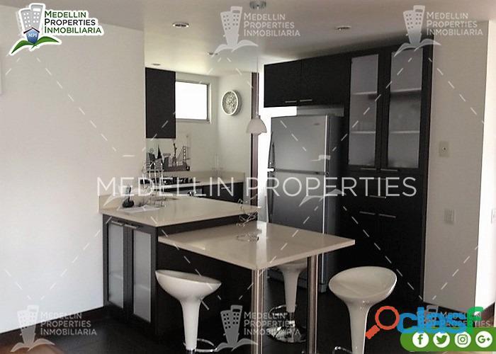 Arrendamientos de Apartamentos en Medellín Cód: 4487
