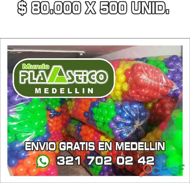PELOTAS PISCINA COLOMBIA