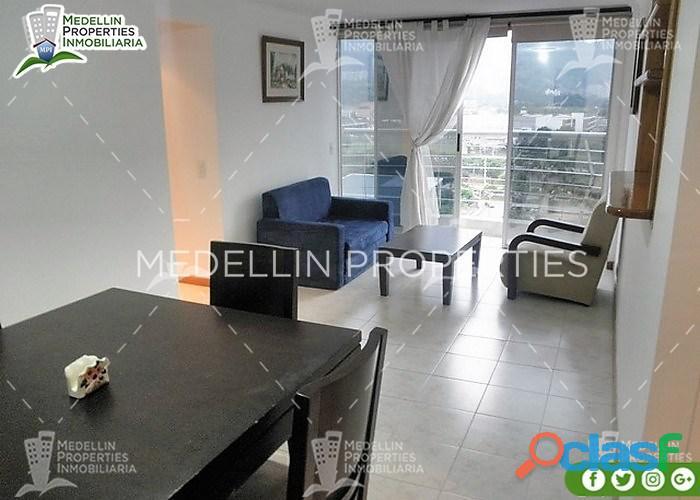 Alquiler de Amoblados en Medellín Cód: 4408