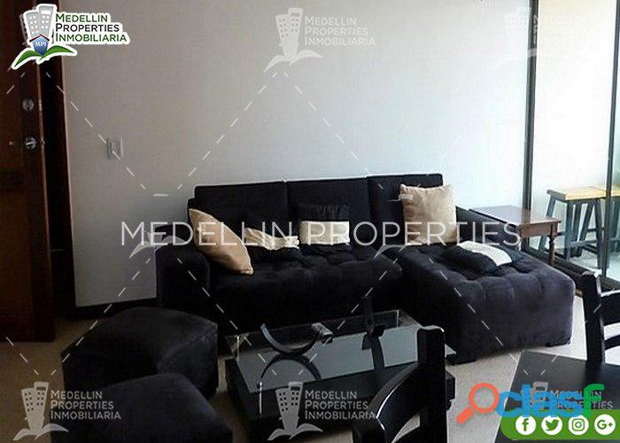 Alquiler Vacacional de Amoblados en Medellín Cód: 4382