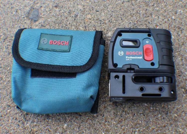 Bosch GPL 5 Nivel Laser Autonivelante de 5 Puntos