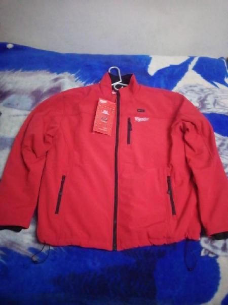 Ganga chaqueta milwaukee termica m12 con power banc