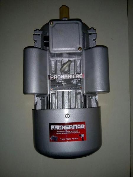 Motor 2 hp a 1800 rpm 110v 220 v nuevo
