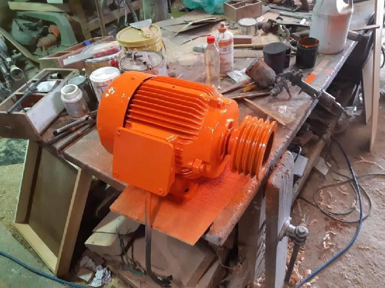 Motor trifasico 9 hp siemens 1700 rpm