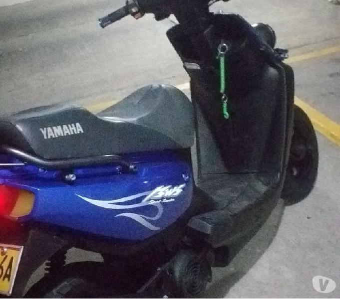 Vendo moto BWS 2003 CON PAPELES ALDIA COMO NUEVA310471262
