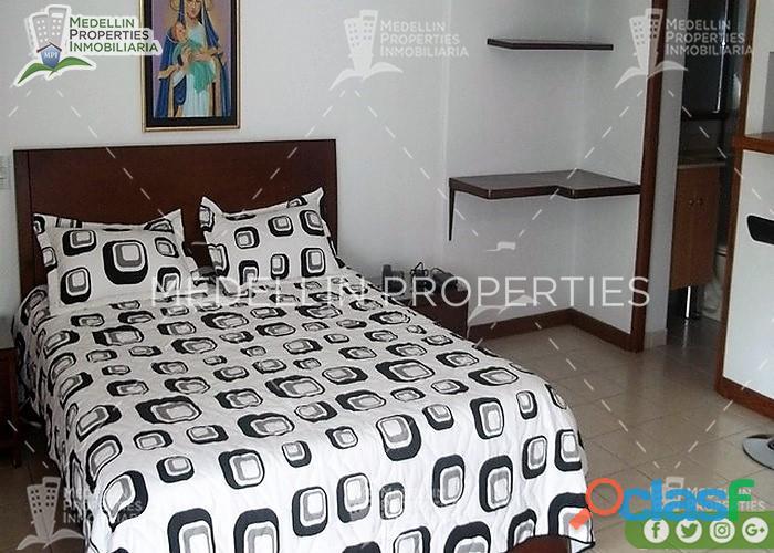 Alquiler Temporal de Apartamentos en Medellín Cód: 4249